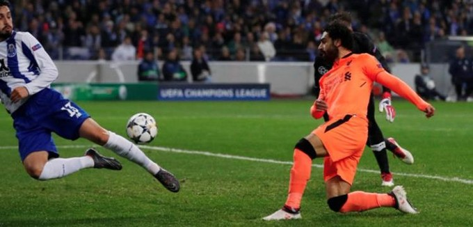 دوري الأبطال.. ليفربول 0-0 بورتو.. النتيجة الإجمالية 5-0