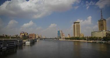 """""""الأرصاد"""": طقس اليوم مائل للحرارة.. و""""العظمى"""" فى القاهرة 37 درجة"""