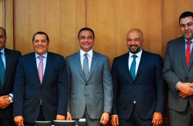 «WE» توقع أول مذكرة تفاهم مع «اتصالات مصر» لتقديم خدمات الصوت الثابت الافتراضي