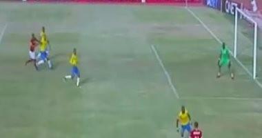 فيديو.. صن داونز يحرز الهدف الرابع فى مرمى الأهلى