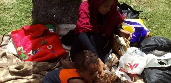 تسليم أسرة بمركز استضافة وحماية المرأة المعنفة بالإسكندرية