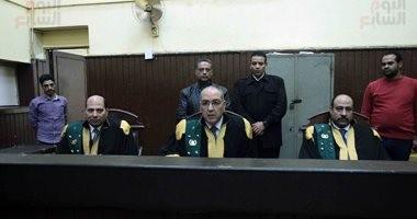 """الإعدام شنقا لـ3 متهمين والمؤبد لـ5 آخرين بقضية """"مذبحة أوسيم"""""""