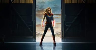 مليار دولار حصيلة إيرادات فيلم Captain Marvel فى أقل من شهر