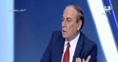 """سمير فرج لـ """"على مسؤليتى"""": مصر منعت مشاركة تركيا فى تدريبات النجم الساطع"""