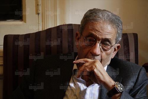عمرو موسى: الحديث عن «تعديل الدستور» في عام انتخاب الرئيس يثير علامات استفهام