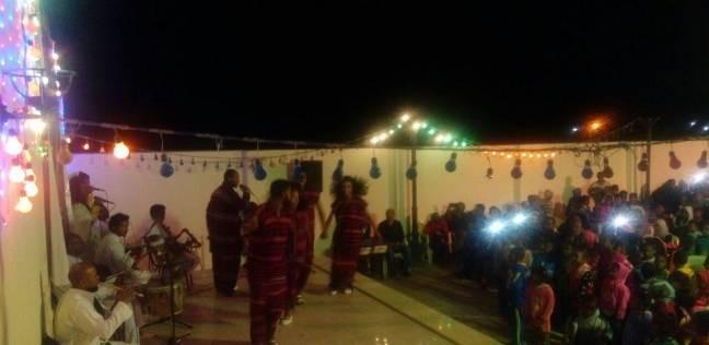 """عروض فنية لفرق إثيوبية والأقصر للفنون الشعبية بـ""""ثقافة غرب أسوان"""""""