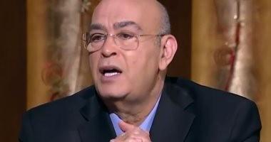 عماد الدين أديب: الرئيس السيسى غير قواعد البرتوكول احتفاء بولى العهد السعودى