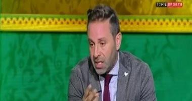 حازم إمام بعد حصول الزمالك على الكأس : دى مش كورة دى مزيكا