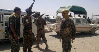 قوات الجيش والمقاومة اليمنية تحقق انتصارات فى تعز ومقتل 13 من الحوثيين