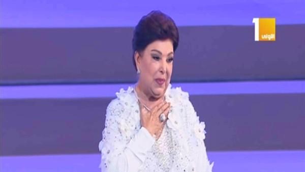 رجاء الجداوي تكشف سبب تأثرها بعد إشادة الرئيس السيسي ..فيديو