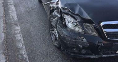 """إصابة 5 أشخاص فى حادث تصادم سيارة و""""توك توك"""" بالبحيرة"""