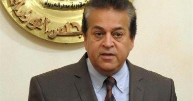 وزير التعليم العالى يعلن خطة المستشفيات الجامعية لاستقبال إجازة عيد الأضحى