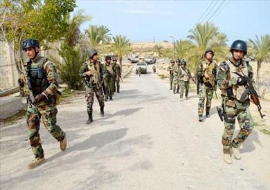 البيان الـ12 لعملية سيناء: استشهاد ضابط صف ومجندين والقضاء على 11 تكفيري
