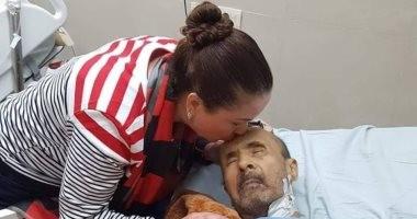 وفاة الشقيق الأكبر للفنانة حنان شوقى بعد صراع مع المرض