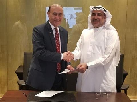 «مميش» و«الدبيخي» يوقعان مذكرة تفعيل اتفاقية دعم النقل البحري بين البلدين