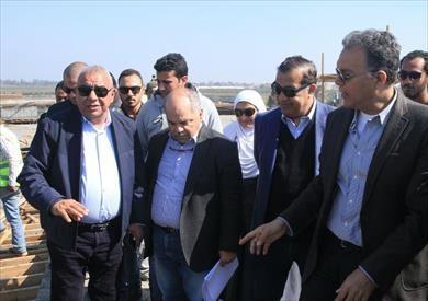 وزير النقل: تشغيل القوس الشمالي الغربي للدائري الإقليمي بداية شهر رمضان