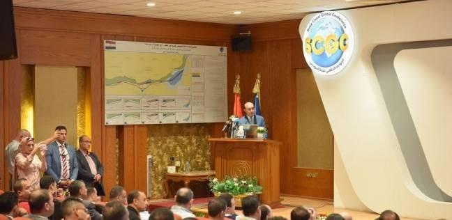 مميش لرؤساء تحرير الصحف: السيسي يعيد بناء الدولة المصرية على أسس سليمة