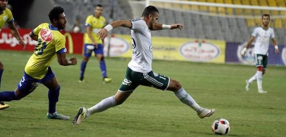 المصري يتعادل مع الإسماعيلي ويحرمه من التقدم في الدوري