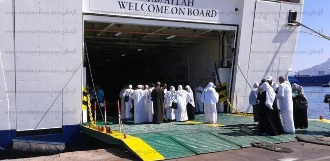 انتظام حركة الملاحة في الموانئ البحرية بجنوب سيناء