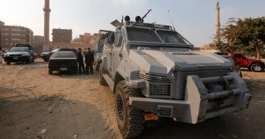 ضبط 6 عناصر من تنظيم داعش الإرهابى بمعسكر تدريبى للتنظيم قرب مغاغة