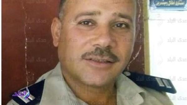 هاني جعفر أمين شرطة شهيد الواجب.. ابن المنوفية أنقذ العشرات في حريق ولقى مصرعه مختنقا