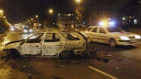 مصرع شخص وإصابة 11 في حادث تصادم بالشرقية