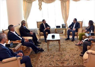 اجتماع بين «الوزراء» و«إعمار» لبحث فرص زيادة الاستثمارات