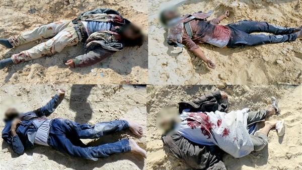 القوات المسلحة: مقتل 59 إرهابيا وتكفيريا وتفجير 242 عبوة ناسفة في سيناء .. فيديو وصور