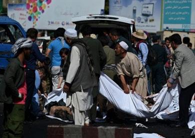27 قتيلا إثر تفجير انتحاري بمسجد للشيعة في كابول