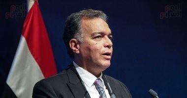 وزير النقل: تكثيف العمل لتنفيذ المرحلة الرابعة للخط الثالث للمترو