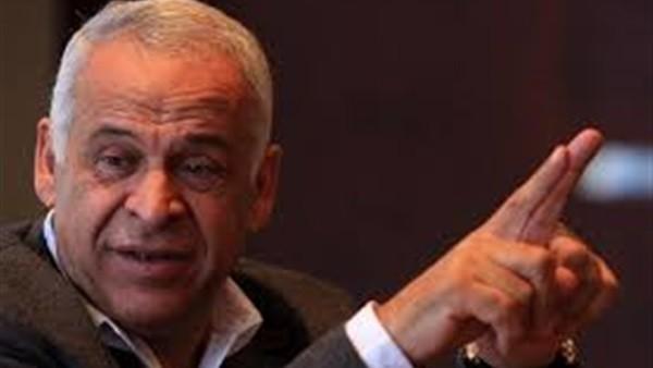 فرج عامر يكشف أسباب استبعاد باسم مرسي من مباراة سموحة أمام الزمالك