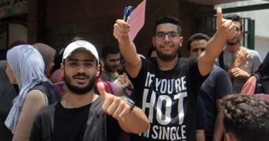 8440 طالبا بالثانوية العامة يبدأون امتحان الدور الثانى فى اللغة العربية