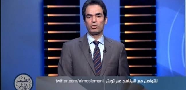 """المسلماني: أداء """"الآثار"""" في تابوت الإسكندرية """"صفر""""..""""مفيش أسوأ من كده"""""""