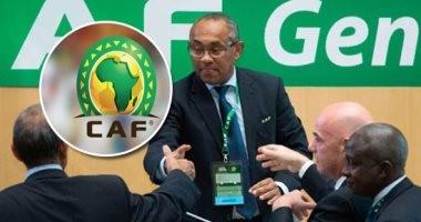 لجنة من الكاف تحضر مباراة الأهلى وبيراميدز قبل حسم استضافة مصر لأمم افريقيا 2019