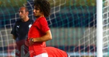 اتحاد الكرة يعيد عمرو وردة للمنتخب رسميا ويكتفى بإيقافه بالدور الأول