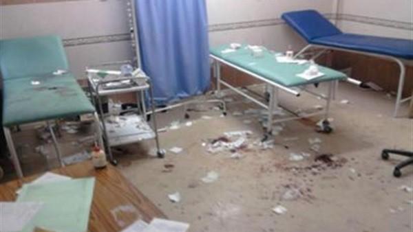 طبيب امتياز يتسبب في إغلاق مستشفى في المنوفية