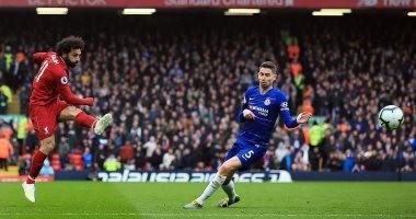 إنجاز جديد ينتظر محمد صلاح في مباراة نيوكاسل ضد ليفربول