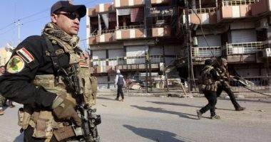 إصابة شرطيين فى هجوم مسلح داخل مبنى محافظة أربيل شمال العراق