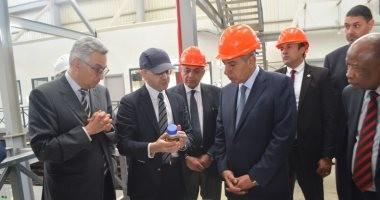 افتتاح 3 مصانع جديدة لإنتاج البوليمرات وأقراص الفرامل باستثمار 1.8 مليار جنيه