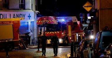 صور.. إصابة 7 أشخاص بجروح بينهم 5 أطفال إثر حريق قرب باريس
