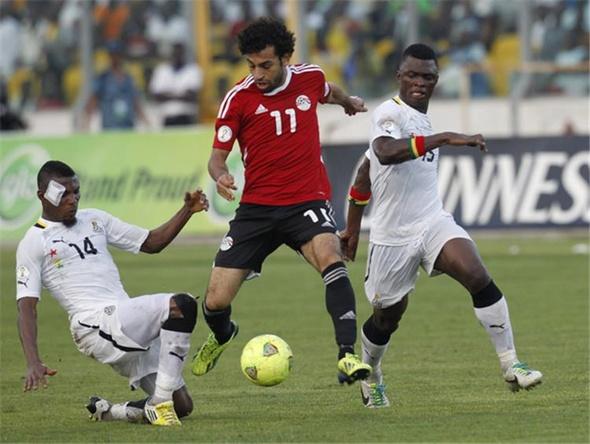 المنتخب جاهز لرد الاعتبار أمام غانا وسط زائير 60 ألف مشجع