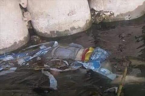 تشييع جثماني طفلي «ميت سلسيل» بعد العثور عليهما بترعة فارسكور