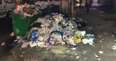 حى ثانى الزقازيق يقرر تشغيل وردية رابعة للقضاء على أزمة القمامة