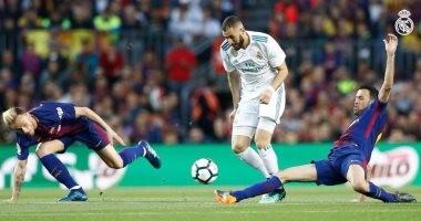 ريال مدريد يستضيف برشلونة فى الكأس قبل 72 على قمة جديدة في الدوري