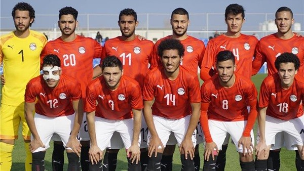 بث مباشر.. مباراة منتخب مصر الأولمبي والسعودية