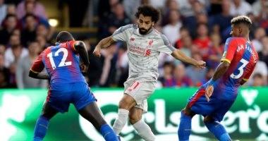 ليفربول يخشى كابوس كريستال بالاس فى الدوري الإنجليزي