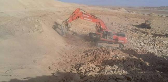 """""""الري"""": تنفيذ عمليات في نطاق السد العالي بـ205 ملايين جنيه"""