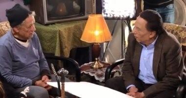 أول ظهور للزعيم عادل إمام بعد شائعة تعرضه لوعكة صحية (فيديو)