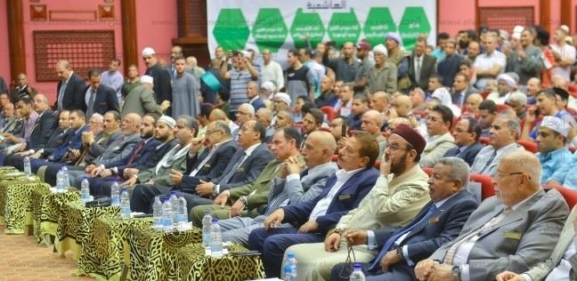 """20 مليون صوفى ينتفضون ضد الإرهاب: """"مع مصر دائماً"""""""