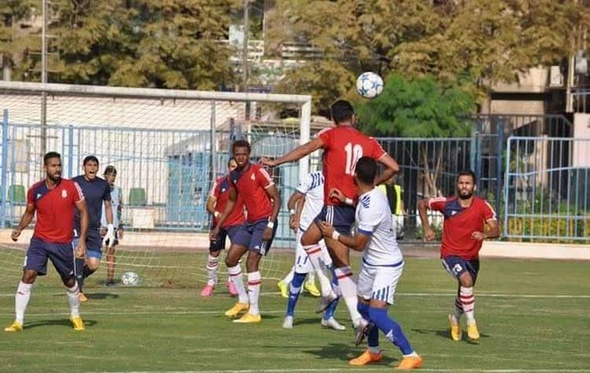 بالصور.. النصر يتربع على قمة مجموعة القاهرة بالقسم الثاني